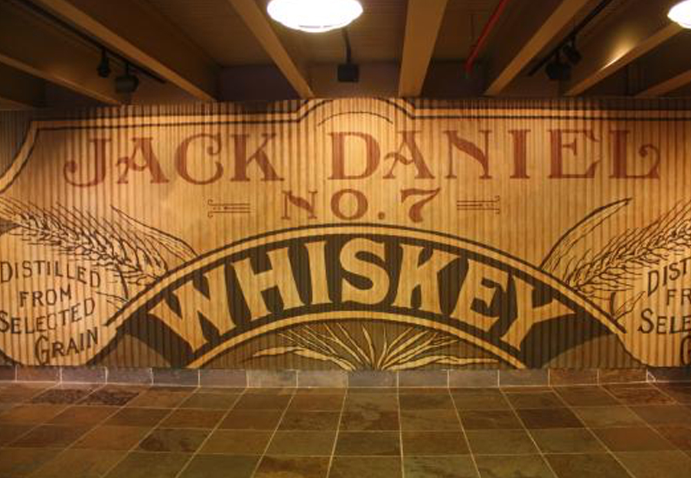 Jack Daniels Distillery Destination Management